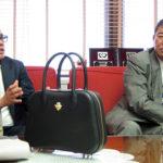 石破茂地方創生担当大臣が「バルコスJライン」のプロモーションを視察