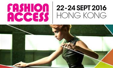 APLF社主催の「ファッションアクセス」展が9月22日から3日間、香港で開催