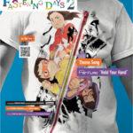YKKのショートアニメ「FASTENING DAYS 2」