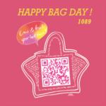 10月8日・9日「ハンドバッグの日」キャンペーン開催