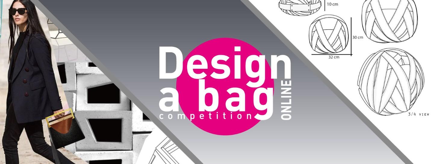 """世界規模のバッグデザインコンペティション""""Design a bag competition 2019"""" エントリーをオンラインで募集中"""