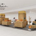 Dakotaの財布・革小物に特化した新業態「Dakota Leather goods shop ginza west」3月8日オープン