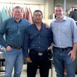 章利が英国老舗タンナーTHOMAS WARE & SONSと日本総代理店契約を締結
