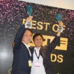 「ベストオブAPLFアワード2018 」に《 絹や 》《 イーオ 》が受賞