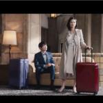 バッグ&ラゲージブランド『ace.』新CM「チェックアウト」篇 7月4日(水)より全国放映開始