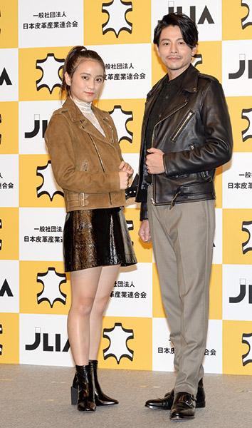 『ベストレザーニスト2018』吉沢 悠さん(俳優)と岡田結実さん(タレント)に決定