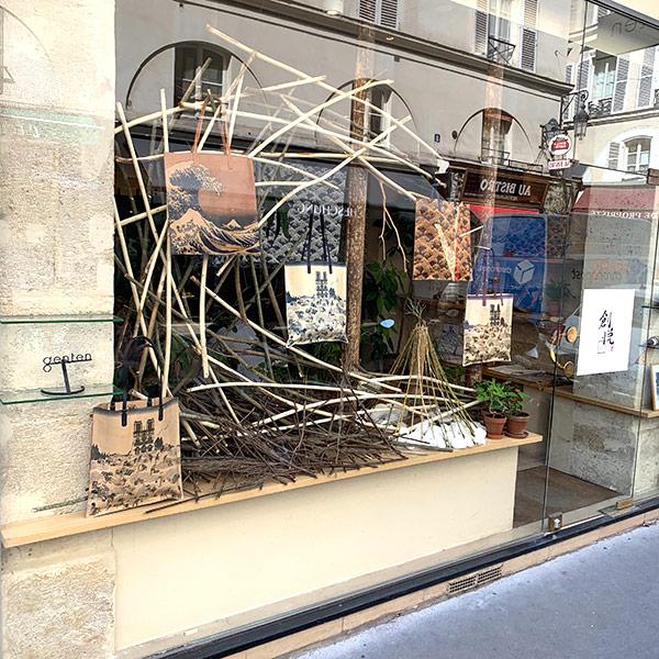 「葛飾北斎×Japan leather 2019」ジャパンレザーブランド「創悦」フランス個展