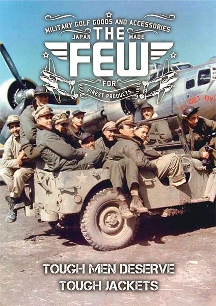 ミリタリーファンからの絶大な人気を誇る『THE FEW』 バッグラインの展開を本格始動/ワイズエンタープライズ