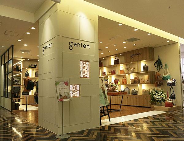 2020 春夏新製品を揃えOPEN/genten パルコヤ 上野店